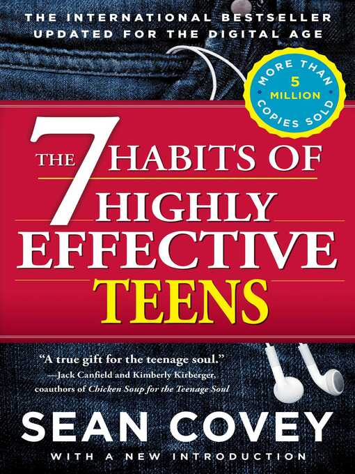 Title details for The 7 Habits of Highly Effective Teens by Sean Covey - Available