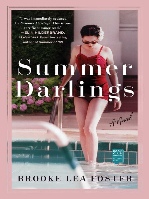 Summer Darlings Book Cover