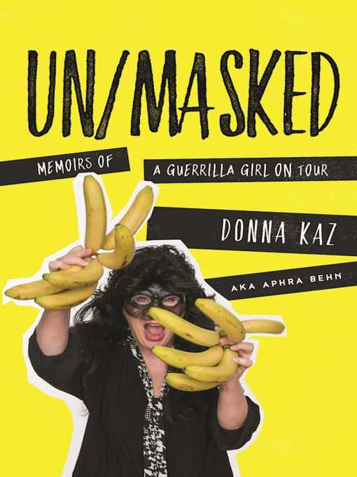 Title details for UN/MASKED by Donna Kaz - Available