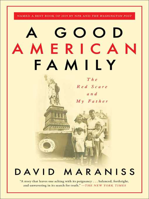Title details for A Good American Family by David Maraniss - Available