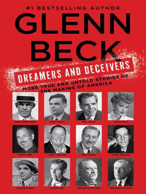 Title details for Dreamers and Deceivers by Glenn Beck - Wait list