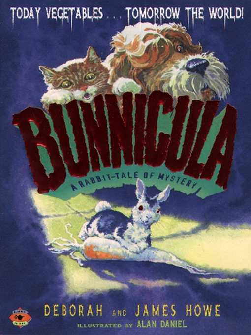 Title details for Bunnicula by Deborah Howe - Wait list