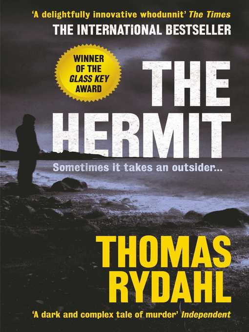 Title details for The Hermit by Thomas Rydahl - Available