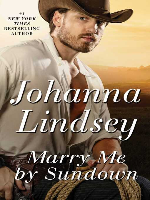Title details for Marry Me by Sundown by Johanna Lindsey - Wait list