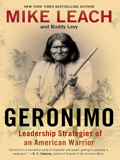 Title details for Geronimo by Mike Leach - Available