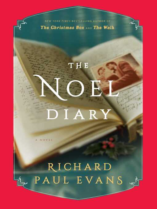 Title details for The Noel Diary by Richard Paul Evans - Available