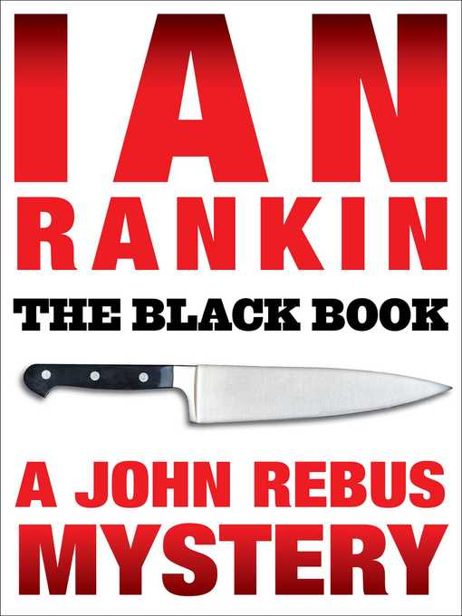 Title details for The Black Book by Ian Rankin - Wait list