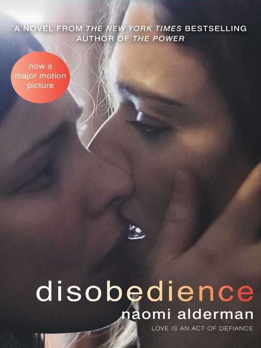 Title details for Disobedience by Naomi Alderman - Wait list