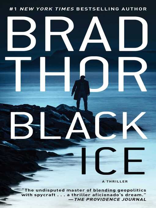 Title details for Black Ice by Brad Thor - Wait list