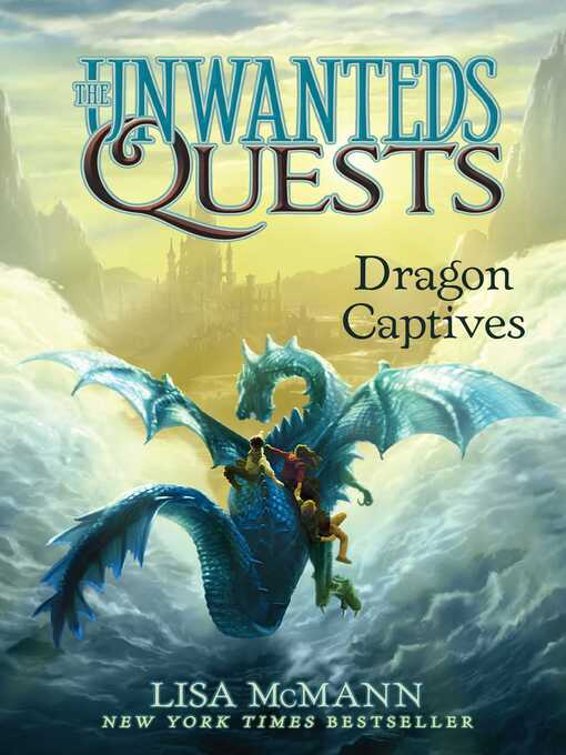 Cover of Dragon Captives