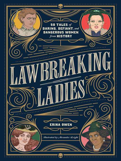 Title details for Lawbreaking Ladies by Erika Owen - Available