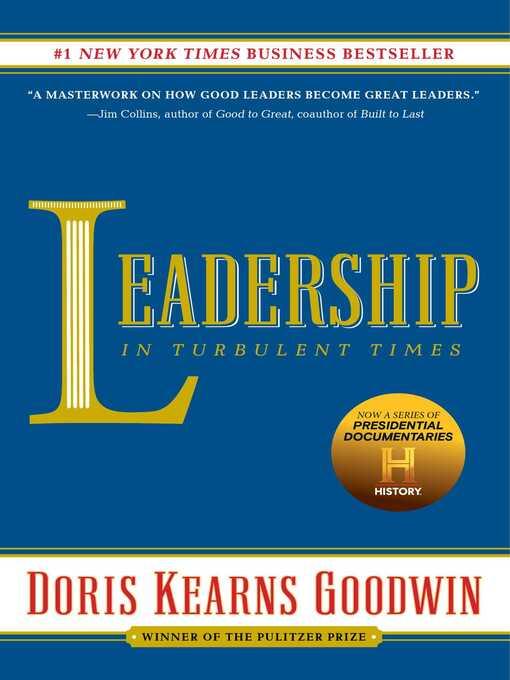 Leadership in turbulent times [Ebook]