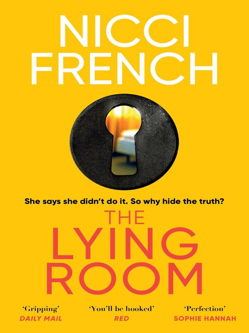 Title details for The Lying Room by Nicci French - Wait list