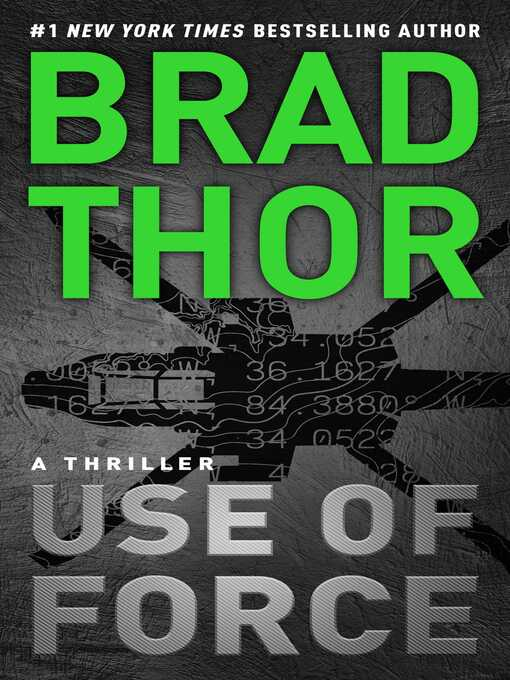 Title details for Use of Force by Brad Thor - Wait list