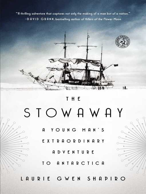 Title details for The Stowaway by Laurie Gwen Shapiro - Wait list