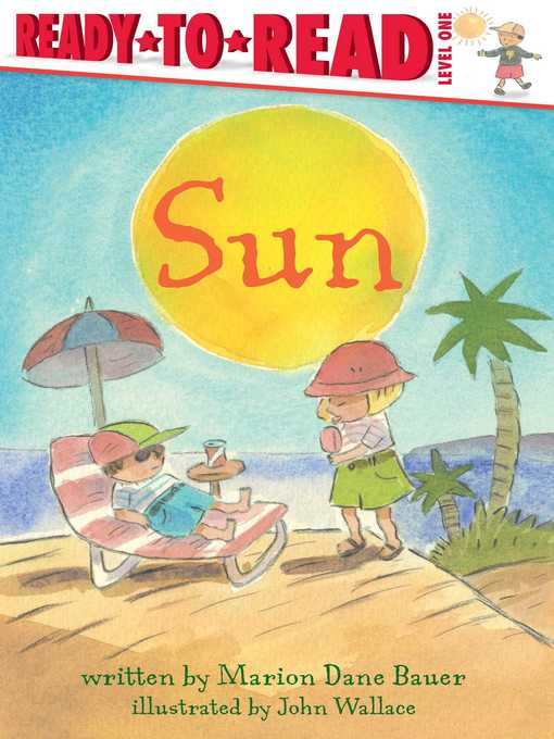 Title details for Sun by Marion  Dane Bauer - Available