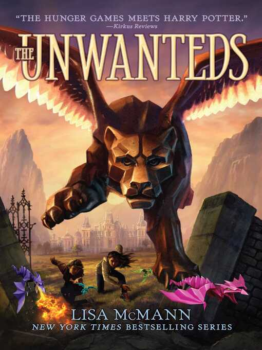 Title details for The Unwanteds by Lisa McMann - Available