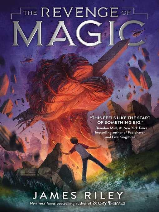 Title details for The Revenge of Magic by James Riley - Wait list