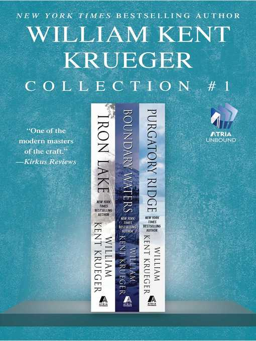Title details for The William Kent Krueger Collection #1 by William Kent Krueger - Available