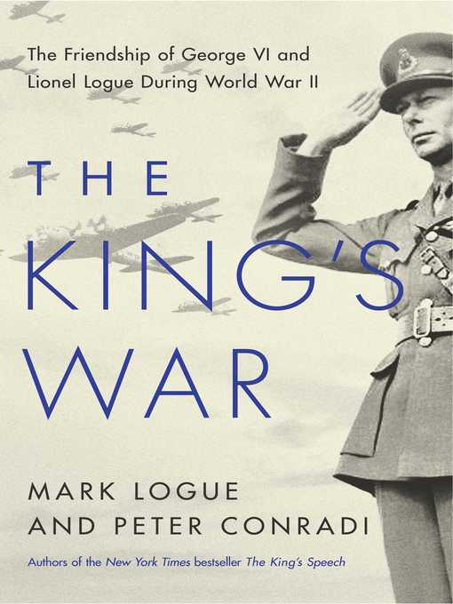 Title details for The King's War by Peter Conradi - Available
