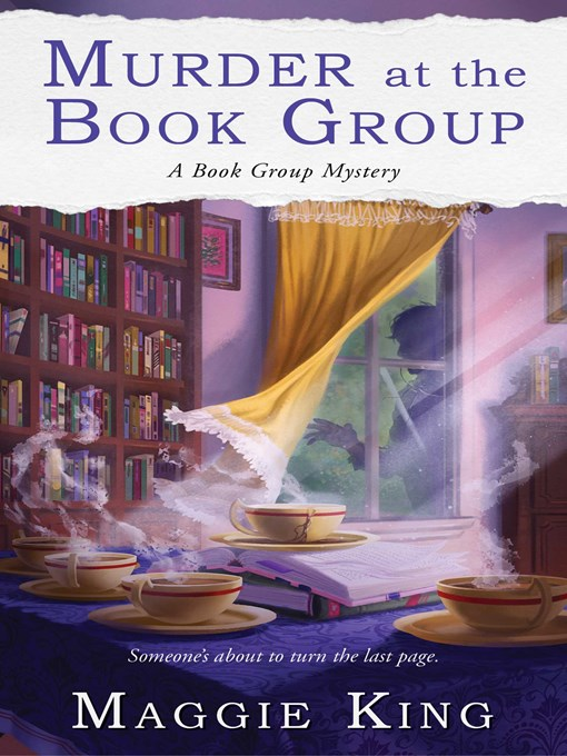 Title details for Murder at the Book Group by Maggie King - Wait list