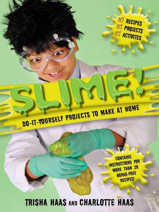 Title details for Slime! by Trisha Haas - Wait list