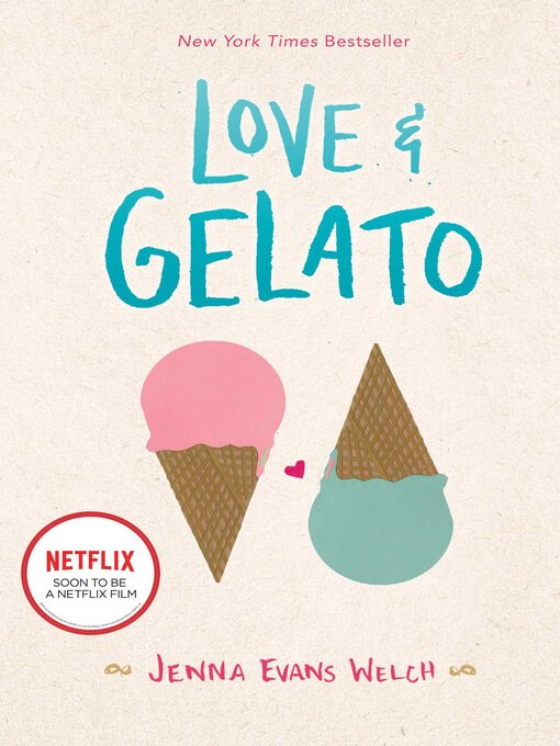 Cover of Love & Gelato