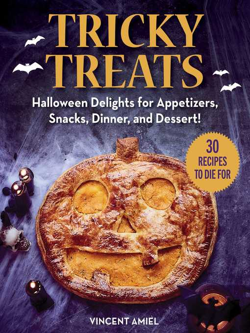 Title details for Tricky Treats by Vincent Amiel - Available