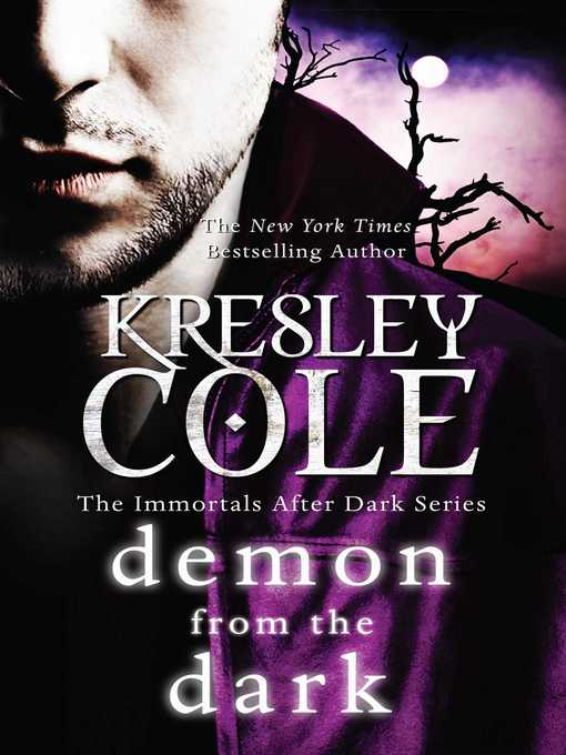 Title details for Demon from the Dark by Kresley Cole - Available