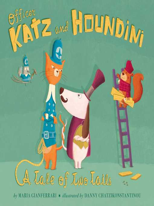 Cover of Officer Katz and Houndini
