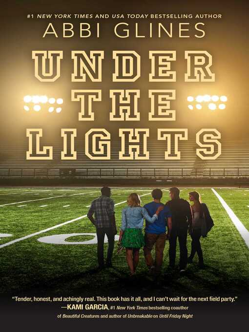Title details for Under the Lights by Abbi Glines - Wait list
