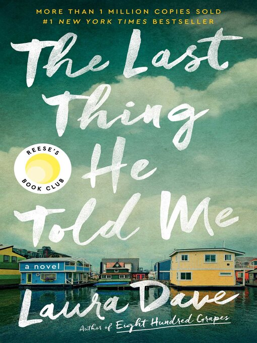 Title details for The Last Thing He Told Me by Laura Dave - Wait list