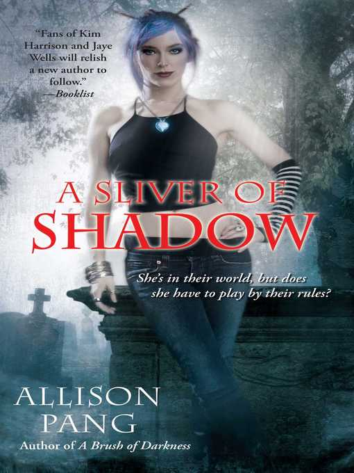 Title details for A Sliver of Shadow by Allison Pang - Available