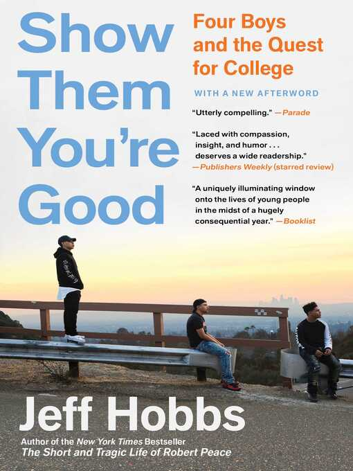 Title details for Show Them You're Good by Jeff Hobbs - Available