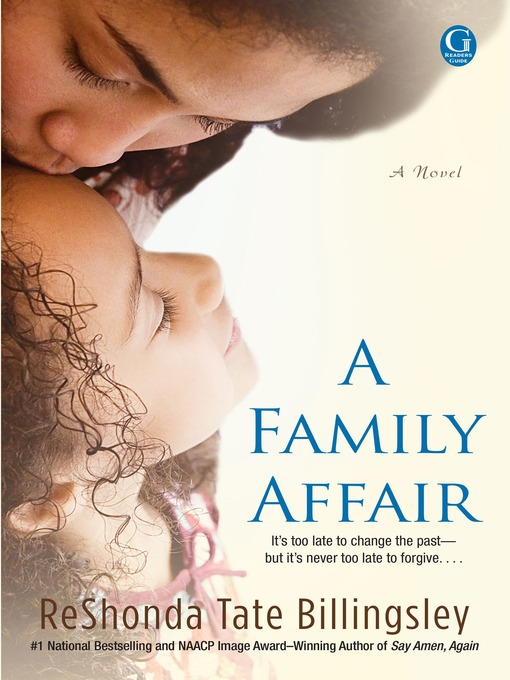 Title details for A Family Affair by ReShonda Tate Billingsley - Wait list