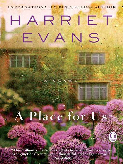Title details for A Place for Us by Harriet Evans - Wait list