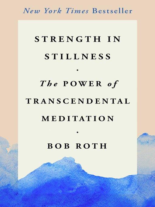 Cover image for Strength in Stillness