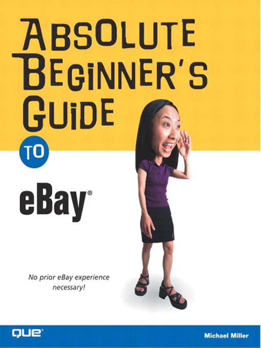 Title details for Absolute Beginner's Guide to eBay by Randy Cornish - Available