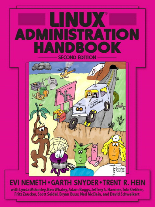 Title details for Linux® Administration Handbook by Evi Nemeth - Available