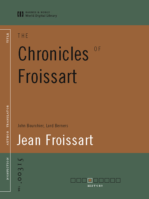 Title details for The Chronicles of Froissart (World Digital Library Edition) by Jean Froissart - Available
