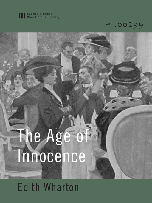 Title details for The Age of Innocence (World Digital Library Edition) by Edith Wharton - Available