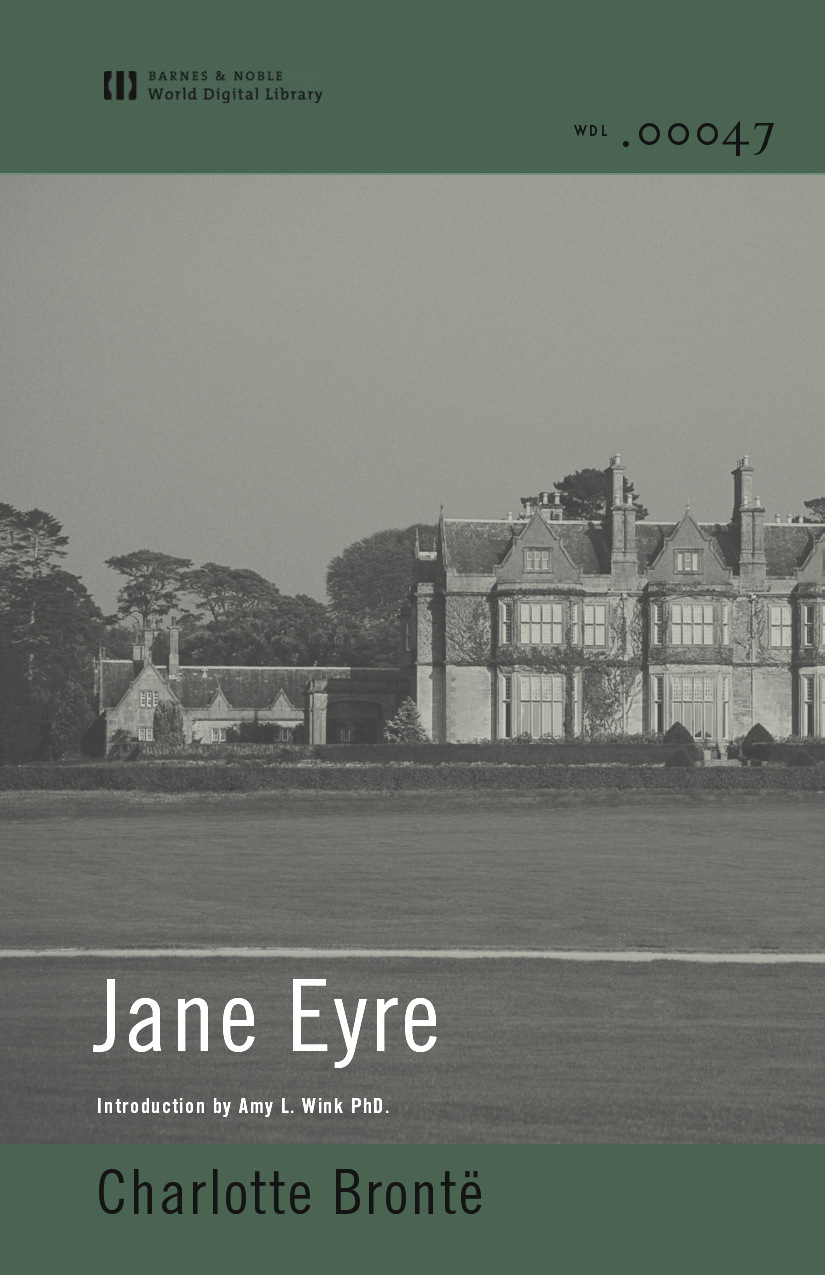 Title details for Jane Eyre (World Digital Library Edition) by Charlotte Brontë - Available