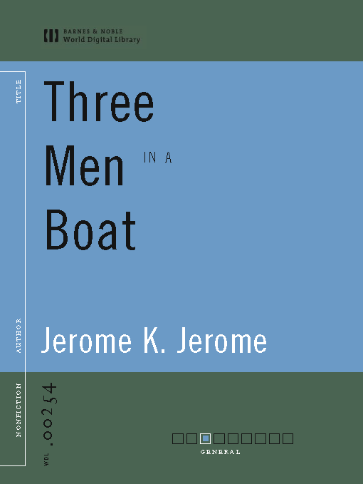 Title details for Three Men in a Boat by Jerome K. Jerome - Available