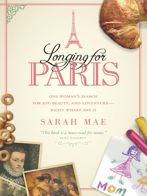 Title details for Longing for Paris by Sarah Mae - Wait list
