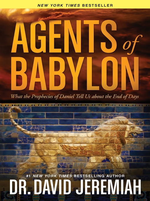 Title details for Agents of Babylon by David Jeremiah - Wait list