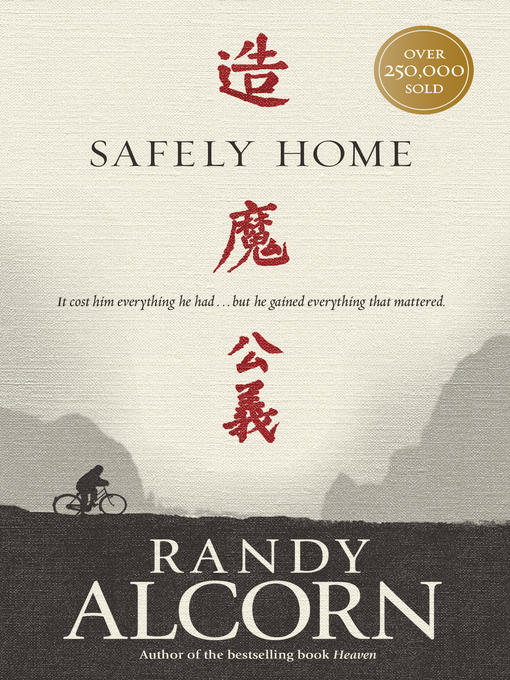 Title details for Safely Home by Randy Alcorn - Wait list