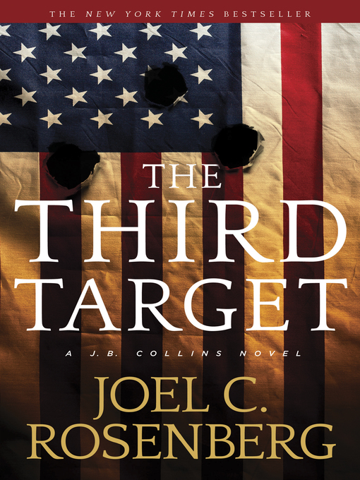 Title details for The Third Target by Joel C. Rosenberg - Wait list