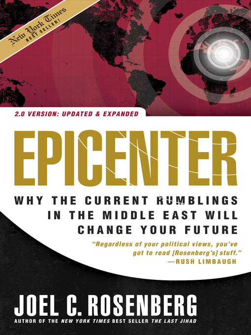 Title details for Epicenter 2.0 by Joel C. Rosenberg - Available