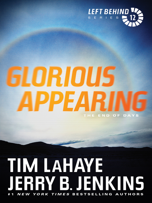 Title details for Glorious Appearing by Tim LaHaye - Wait list