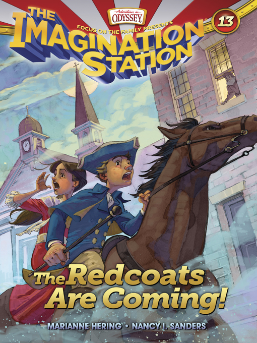 Title details for The Redcoats are Coming! by Marianne Hering - Available
